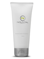 Nouvital Scrub Cream Sensitive