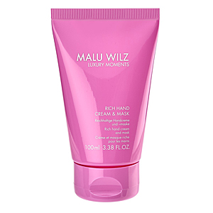 Malu Wilz Luxery Moments Rich Hand Cream & Mask