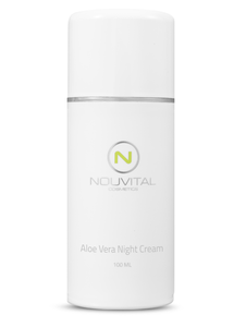 Nouvital Aloe Vera Night Cream 100ml