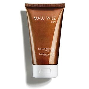 Malu Wilz Self Tanning Lotion Face & Body