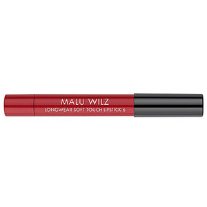Malu Wilz Soft Touch Lipstick - Red Passion 06
